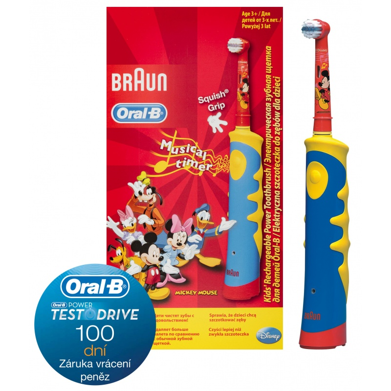 Kartáček Oral-B Family pack PC 500 + D 10 K