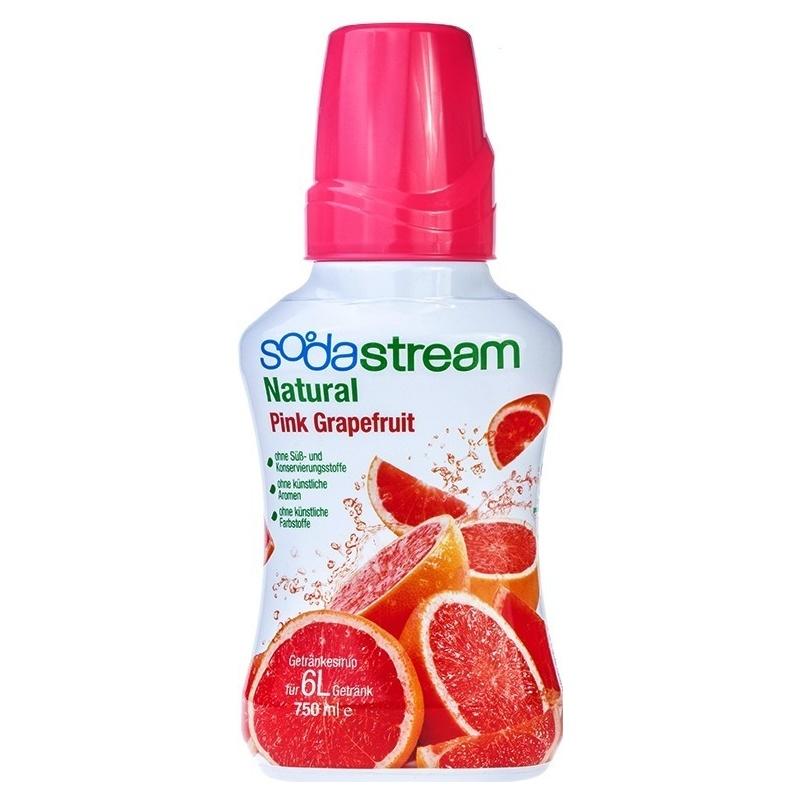 sodastream p chu pink grapefruit 750 ml 149 k. Black Bedroom Furniture Sets. Home Design Ideas