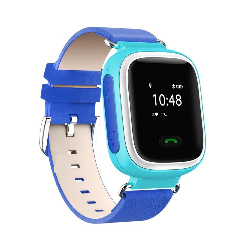 Hodinky Helmer LK 702 modré s GPS lokátorem a možností volání 1299 Kč 99d66b0b1ef