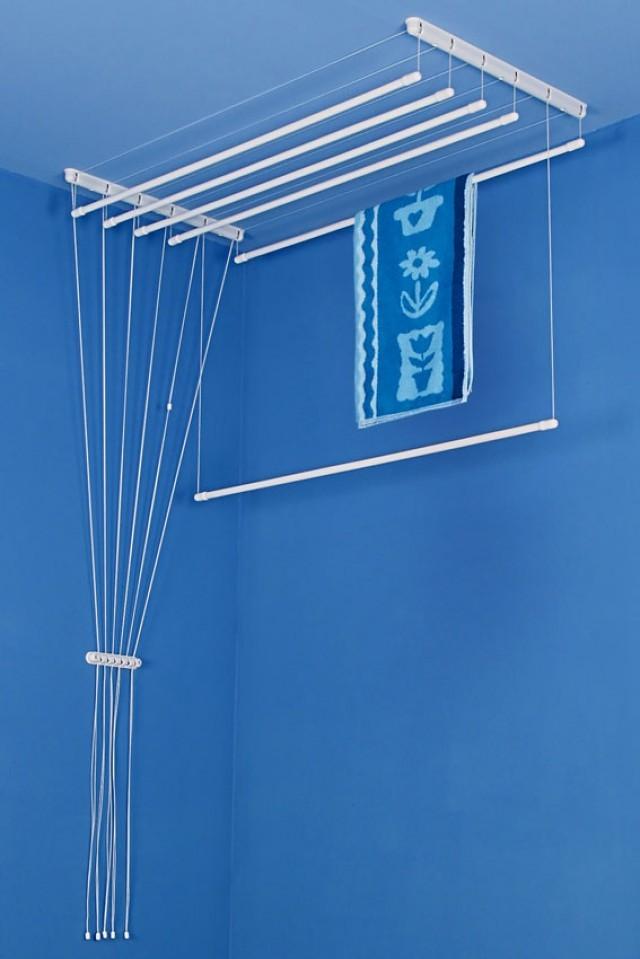 Susak na pradlo stropni ideal 190cm, 6 tyci 339 kc.