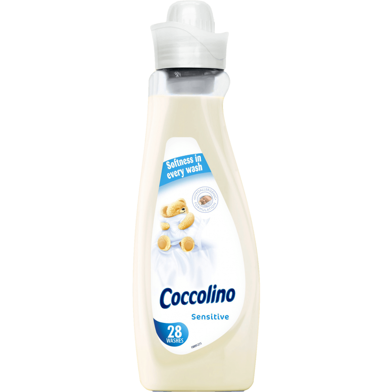 Aviváž COCCOLINO Sensitive 1 l, 28 PD