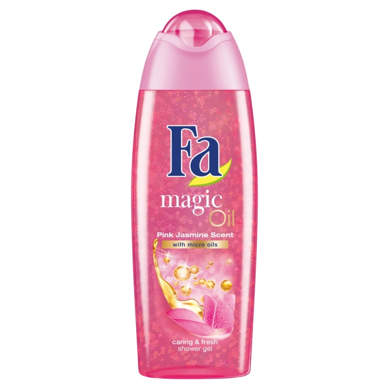Sprchový gel FA Magic Oil Pink Jasmin 250 ml