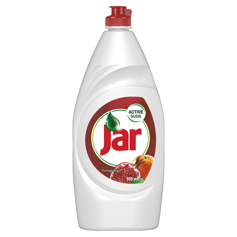 JAR 900 ml Pomegranate