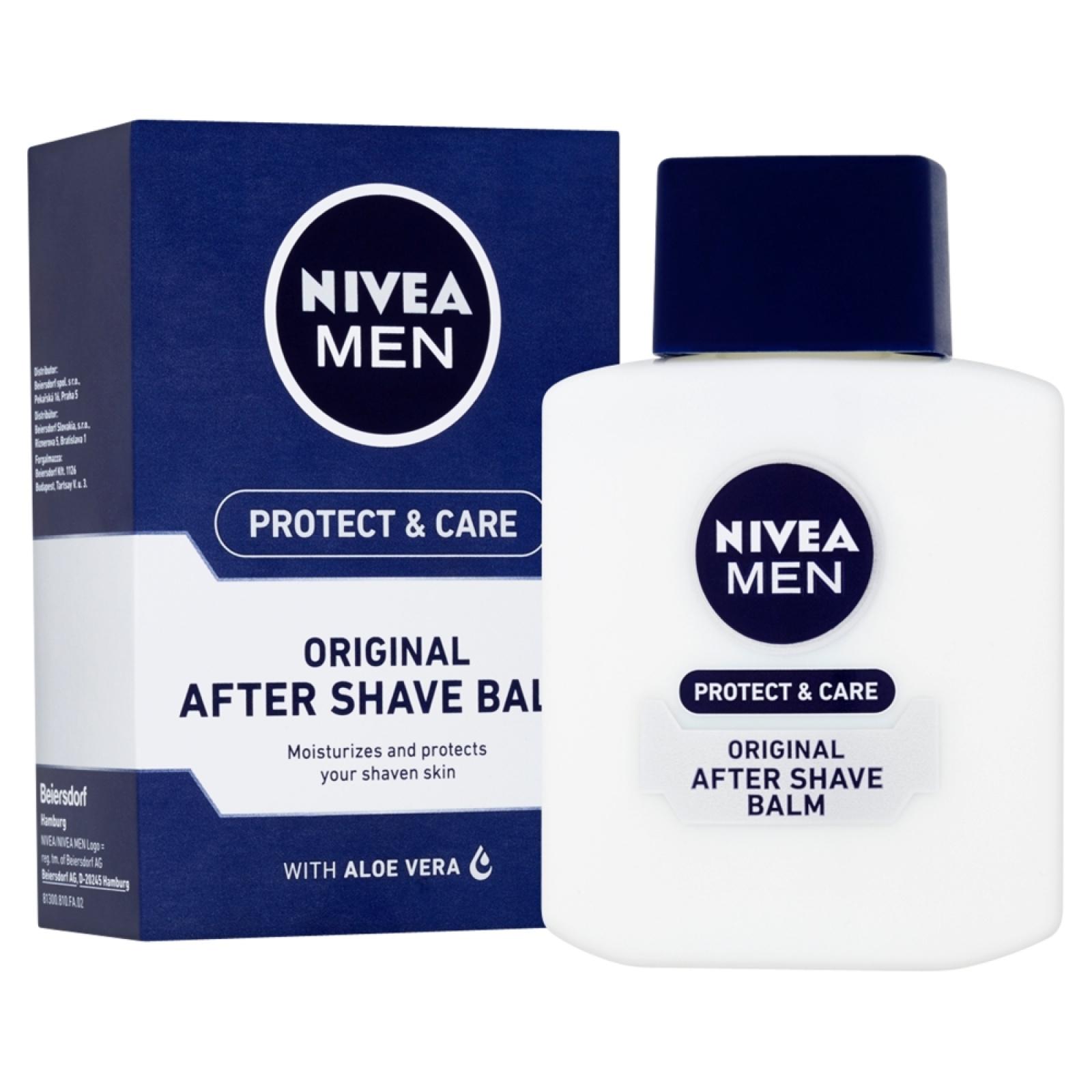 0c41f3ca95 NIVEA balzám po holení Original Protect Care 100 ml 99 Kč