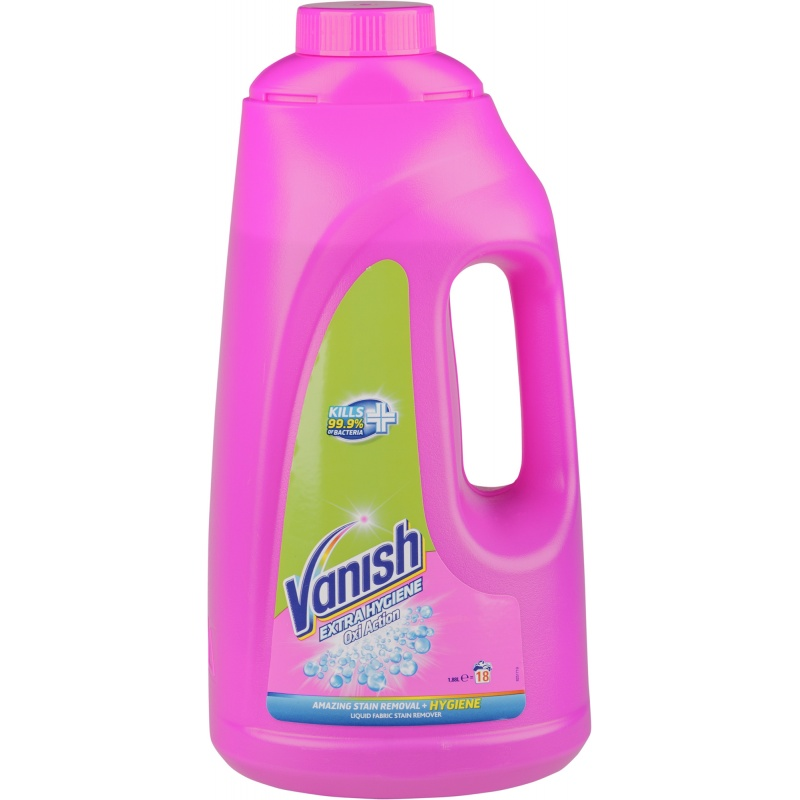 VANISH Oxi Action Extra Hygiene 1,88 l