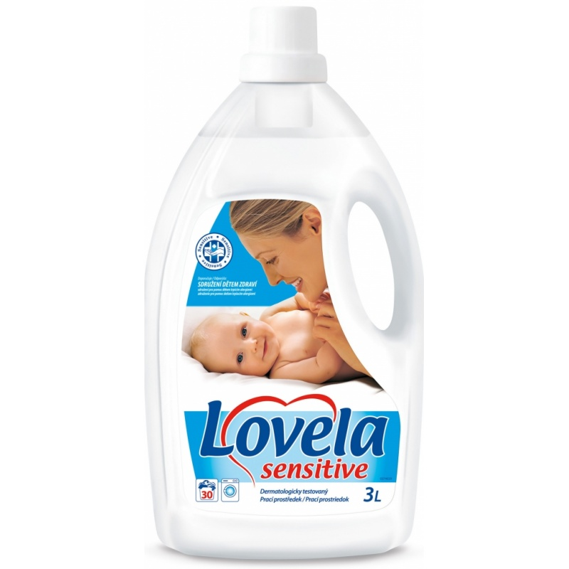 LOVELA gel Sensitive 3 l
