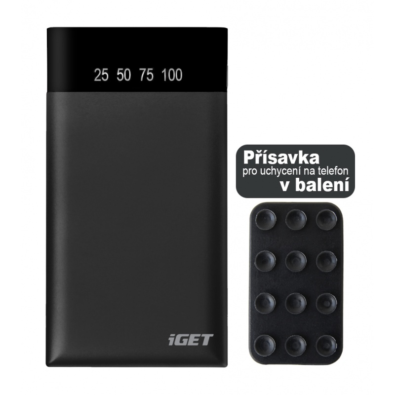 Power Bank iGET Power B-10000