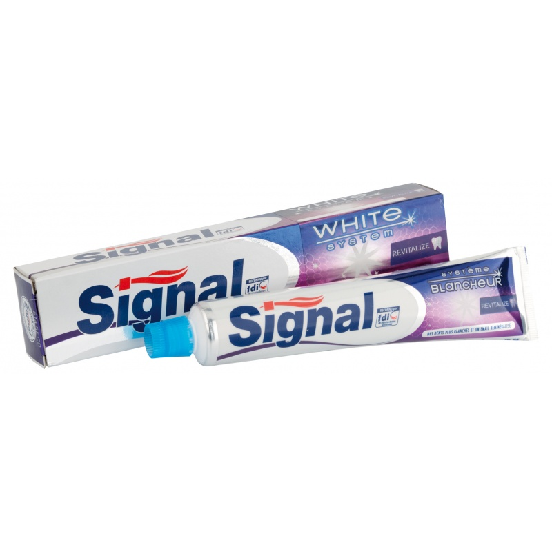 ZP SIGNAL White System Revitalize 75 ml